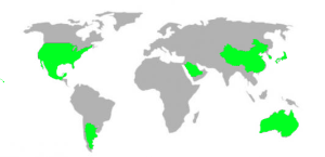 Highlighted Map
